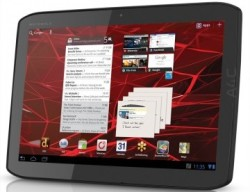 "Refurb Motorola 32GB 10"" Android Tablet $50"
