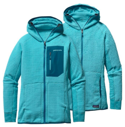 Patagonia Women's R3 Fleece Hoodie for $99