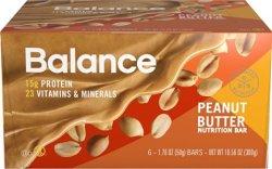 Balance Bar 6-Count Box