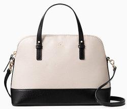 Kate Spade Grand Street Rachelle Handbag for $129