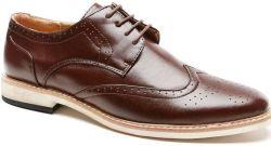 Cubavera Men's Wingtip Dress Shoes for $12