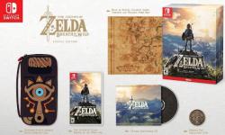 Legend of Zelda: BotW SE Bundle for Switch $100