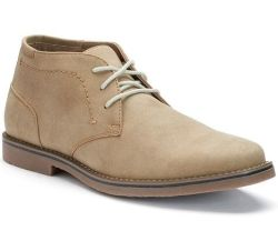 Sonoma Goods for Life Men's Chukka Boots from $24