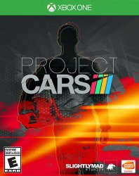Project Cars for Xbox One for free