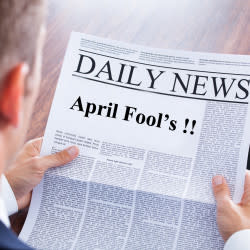 10 April Fools' Pranks That Put Us All to Shame
