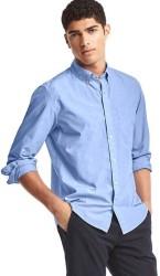 Gap Men's True Wash Button Down Shirt for $19