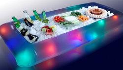 LED Illuminated Buffet Cooler for $5