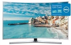 "Samsung 65"" Curved 4K Smart TV, $400 Dell GC"