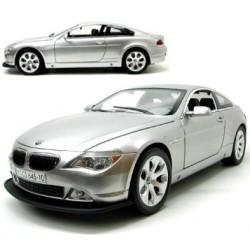 """Rastar BMW 645CI 7.3"""" 1:24 R/C Car for $24"""
