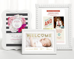 Vistaprint Invitations and Announcements: 25% off