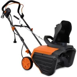 """Wen 18"""" Electric Snow Thrower for $99"""
