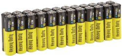 Thunderbolt AA or AAA Batteries 24-Pack for free