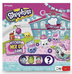 Shopkins Kitchen Mix Up Game for $5