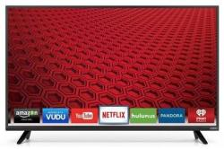 "Vizio 43"" 1080p LED LCD Smart TV for $265"