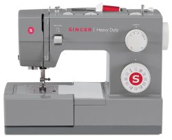Singer Heavy Duty Sewing Speed Sewing Machine for $125 + free shipping