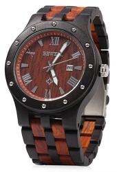 Bewell Men's ZS Quartz Watch for $16