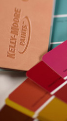 Kelly-Moore Paints Color Sample Quart for free