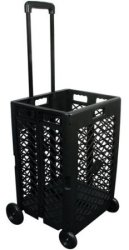 Olympia Tools Pack-N-Roll Mesh Rolling Cart $20