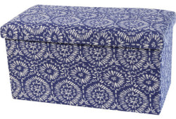 Creative Living Upholstered Storage Bench for $41