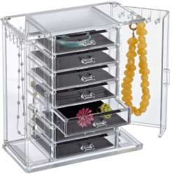 The Container Store Premium Acrylic Chest $79