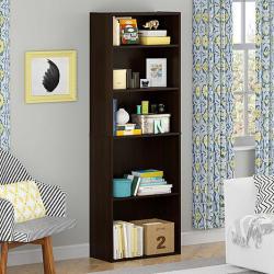 2 Good To Go 5-Shelf Bookcases, $47 Kmart GC $55