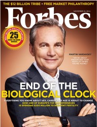 Forbes Magazine 1-Year Subscription for $5