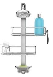 Simplehuman Studio Adjustable Shower Caddy for $29