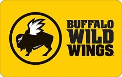 Buffalo Wild Wings Gift Cards: 15% to 17% off
