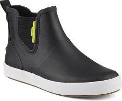 Sperry Women's Flex Deck Chelsea Boots for $37