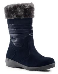 Lands' End Women's Drift Snow Boots for $25