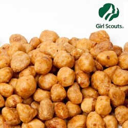 Girl Scouts 11-oz. Toffee Covered Peanuts for $6 + free shipping
