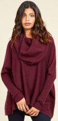 ModCloth Women's A Cozy Touch Sweater for $31