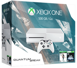 Xbox One 500GB Console, 3 Games for $249