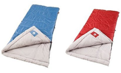 2 Coleman Sleeping Bags for $20