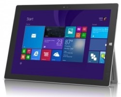"Refurb Surface Pro 3 12"" Tablets from $340"