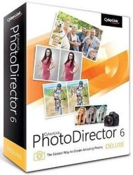 CyberLink PhotoDirector 6 Deluxe for PC for free