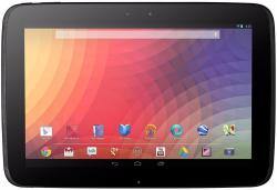 "Open-Box Nexus 10 10"" 16GB Android Tablet for $140"