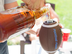 Football Flask for $17