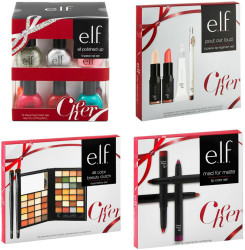 E.L.F. Holiday Cosmetic Sets at Target from $3