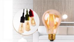 Vintage LED Light Bulbs at Newegg Flash from $9