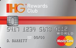 IHG Rewards Club Select Card: 60,000 bonus points