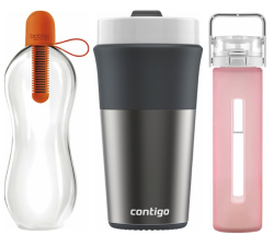 Water Bottle and Coffee Mugs at Best Buy from $4