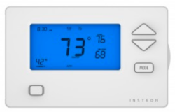 Insteon Remote Control Wall Thermostat for $40