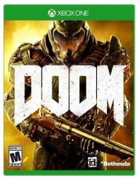 Used Doom for Xbox One for $13