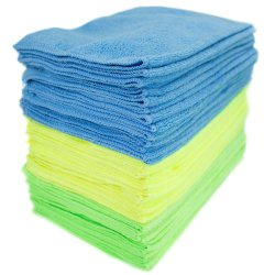 Zwipes Microfiber Cleaning Cloth 48-Pack for $13 w/ Prime + free shipping