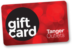 $20 Tanger Outlets Gift Card for $2