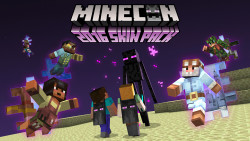 Minecraft Minecon 2016 Skin Pack for free