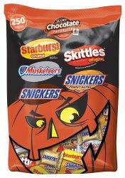 Mars Halloween Candy 250-Piece Bag