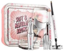 Benefit Cosmetics Soft & Natural Brow Kit for $34