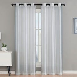 VCNY Home Madison Curtain 2-Pack for $10